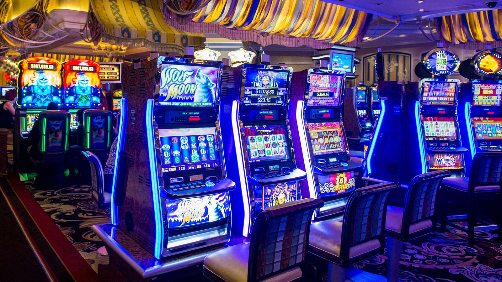 Images Of Slot Machines